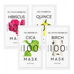 Dearpacker Flower Honey Mask Sheet 28ml
