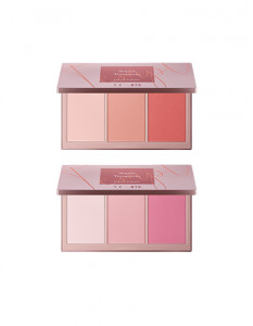 VTxBTS Super Tempting Cheek Palette 13.5g