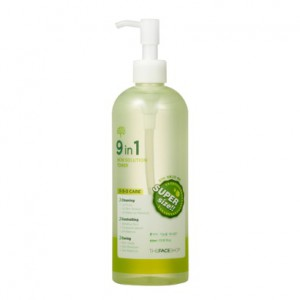 THE FACE SHOP 9in1 Skin Solution Toner 400ml