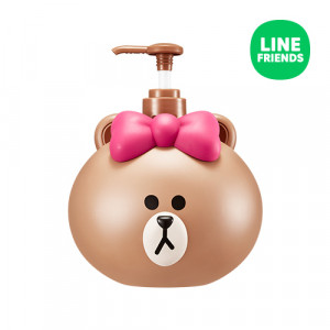 MISSHA (Line Friends Edition) Body Wash [Moringa] 600ml