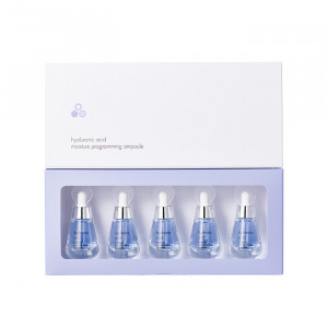 IT'S SKIN Hyaluronic Acid Moisture Programming Ampoule 6ml*5EA