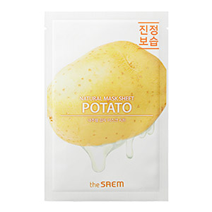 THE SAEM Natural Potato Mask Sheet 21ml