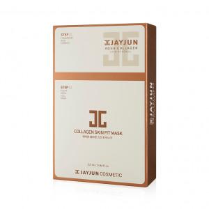 JAYJUN Collagen Skin Fit Mask 25ml*10ea