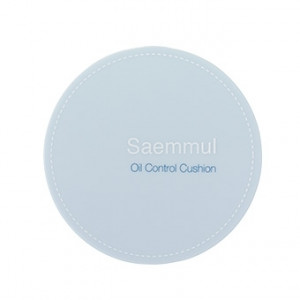 [C] THE SAEM Saemmul Oil Control Cushion 01 Light Beige 12g
