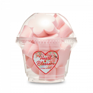 Etude House [2020 S/S Heart Blossom Collection] Cherry Meringue Puff 10P