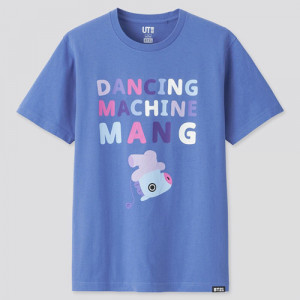 UNIQLO BT21 UT E (Short Sleeve)