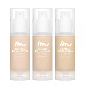 I'M MEME I'm Genius Foundation All Cover 30g