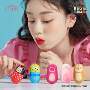 Etude House Tsum Tsum Collection Jelly Mousse Tint 3.3g