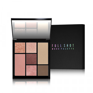 A'PIEU Full Shot Mood Palette [Rose Brown] 14g