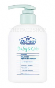 The Face Shop Dr.Belmeur Baby & Kids Mild Wash 300ml