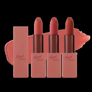 Etude House Mood Matte Lipstick 3.5g