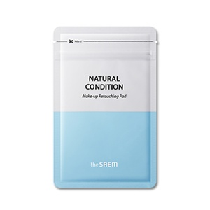 THE SAEM Natural Condition Make-up Retouching Pad 20g(10P)