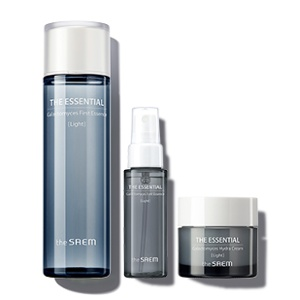 The Saem The Essential Galactomyces First Essence Special Set[Light] 150ml+31ml+31ml