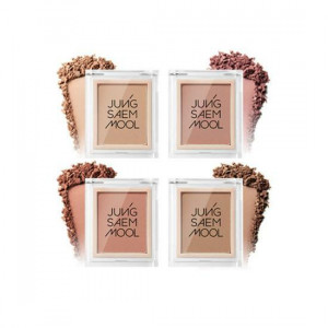 Jungsaemmool Colorpiece Eyeshadow Nude 3g