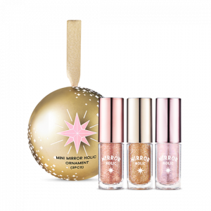 Etude House [Tiny Twinkle] Mini Mirror Holic Ornament 2.4g*3