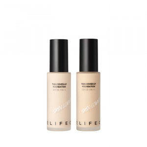 It's Skin Life Color Thin Cover Up Foundation SPF25 PA++ 30ml