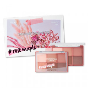Peripera [Pink Moment 2018 F/W] Color Palette 1.3g*6