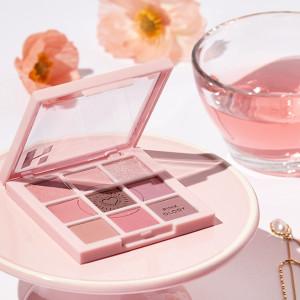 HolikaHolika Minsco Pick! Pinkology♡ My Fave Mood Eye Palette 8g