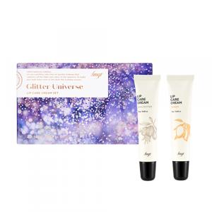 The Face Shop fmgt [Glitter Universe] Lip Care Cream Set 12g*2ea