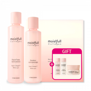 Etude House Moistfull Collagen Skin Care Set 200ml+180ml