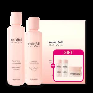 Etude House Moistfull Collagen Skin Care Set 200ml+180ml