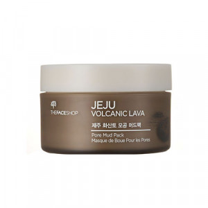 The Face Shop Jeju Volcanic Lava Pore Mud Pack 100ml