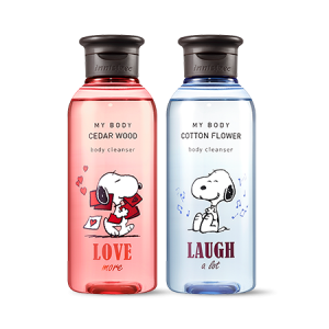 Innisfree My Body Body Cleanser [Snoopy LTD] 300ml