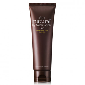 So'natural Exfoliating Face Cleanser 120ml