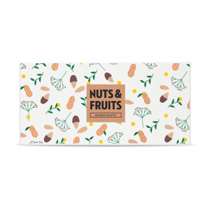 Etude House Nuts & Fruits Shadow Palette (8 holes)