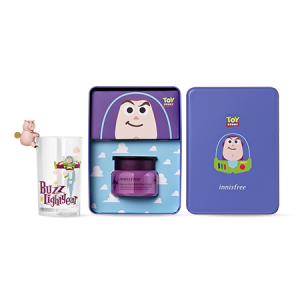 Innisfree [Innisfree X Toy Story] Buzz_Toy Box [Orchid Enriched Cream] 1ea