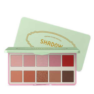 Innisfree [Vintage Filter Edition] Vintage Filter Eyeshadow Palette 9.6g