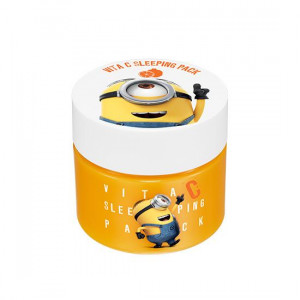 MINIONS Vita C Sleeping Pack 100g