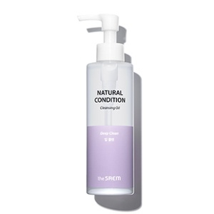 The Saem Natural Condition Cleansing Oil [Deep Clean] 150ml