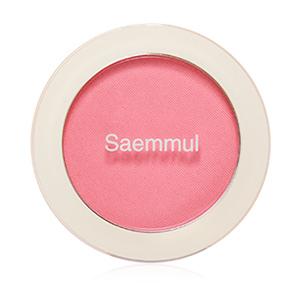 THE SAEM Saemmul Single Blusher 5g [#PK04 Rose Ribbon]