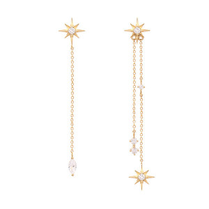 Noonoo fingers Star Drop Earring