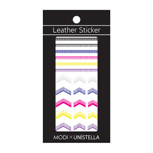 ARITAUM MODIXUNISTELLA Nail Leather Sticker 1ea