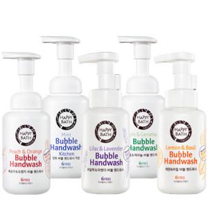 Happy Bath Bubble Handwash 250ml