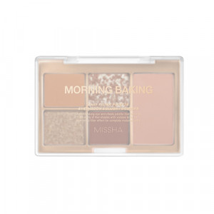 Missha Easy Filter Shadow Palette [#04 Morning Baking] 8.5g