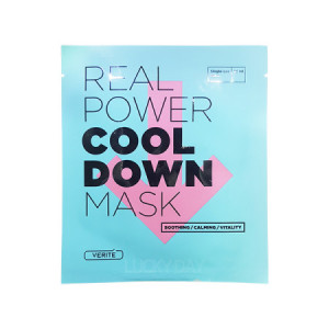 [H] VERITE Real Power Cool Down Mask 1EA
