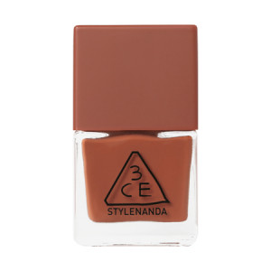 STYLENANDA 3CE Mood Recipe Long Lasting Nail Lacquer Brown Series 10ml