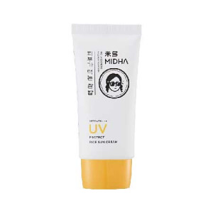 Midha UV Protect Rice Sun Cream SPF50 PA++++ 50ml