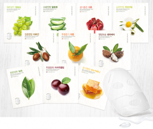 Nature Republic Real Nature Hydro Gel Mask 22g