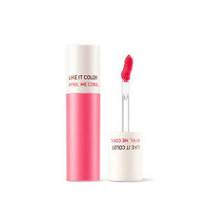 Innisfree Like It Color #Pril Me Coral Laquer Gloss 3.0g