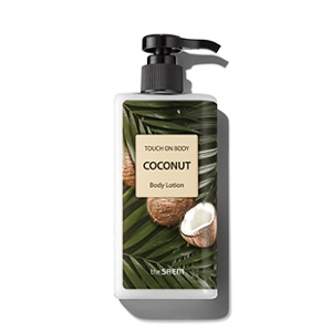 The Saem Touch On Body Coconut Body Lotion 300ml