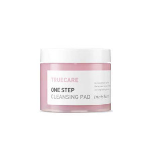 Innisfree Truecare One Step Cleansing Pad 120g/70pcs [Online]