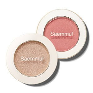 The Saem [New Color] Saemmul Single Shadow (Shimmer) 2g