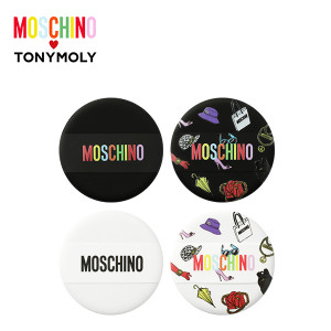 TONYMOLY [MOSCHINO] Puff Set
