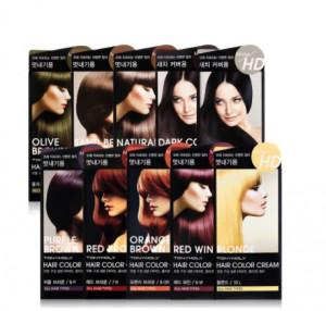 [E] TONYMOLY Make HD Hair Color Cream 40g + 80ml