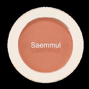 THE SAEM Saemmul Single Blusher 5g [#BE02 Flash Beige]