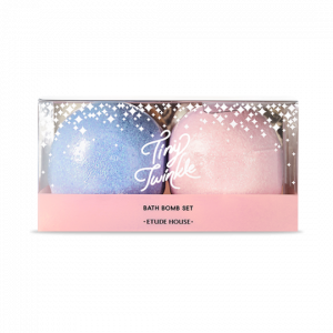 Etude House [Tiny Twinkle] Bath Balm Set 130g*2
